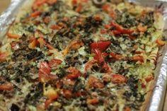 cabbage pizza
