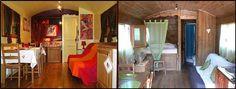 Zoe Cottages Gypsy Caravan