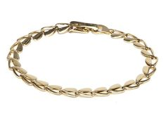 Marc Jacobs Heart Chain Bracelet