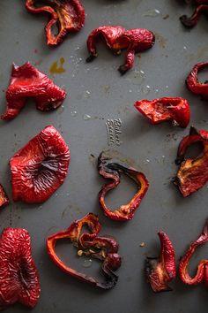 Roasted Red Capsicum