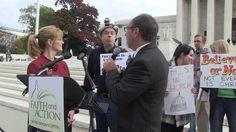 Atheists Interrupt Christian Prayer at SCOTUS