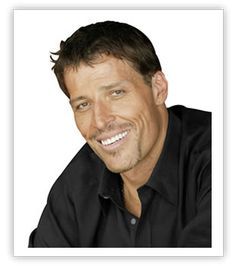Anthony Robbins Entrepreneur, Author & Peak Performance Strategist  World Authority on Leadership Psychology