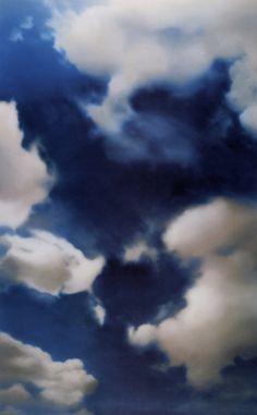 Clouds - Gerhard Richter, 1978