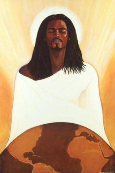 Black Jesus!