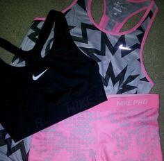 workout gear<3