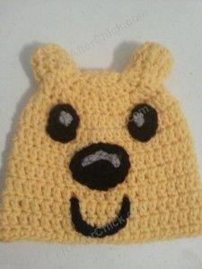 Wow Wow Wubbzy Character Hat Crochet Pattern - free character hat crochet pattern from cRAfterChick.com