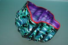 Blown glass art