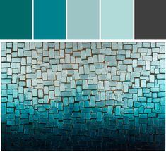 Nuances Of Blue Designed By Z GALLERIE via Stylyze  Potential/partial color palette for living room, dining room and kitchen