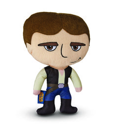 STAR WARS ™ Han Solo ™ Plush Dog Toy