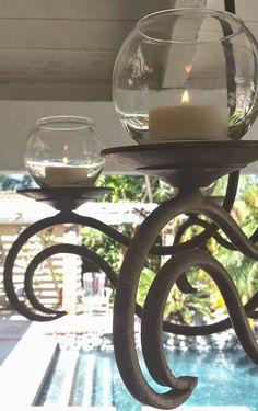 "ciao! newport beach: creating an outdoor ""candelier"""