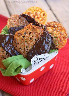Buttercrunch Cookies