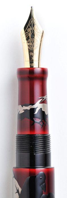 Nakaya Long Cigar Karasu Kite and Crow