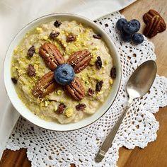 "Casey's Wholesome Kitchen: Warm Coconut ""Porridge"" [Gluten/Grain Free]"