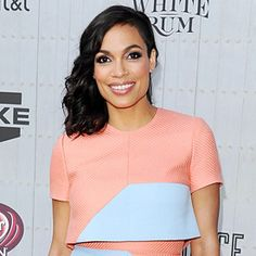 Rosario Dawson InStyle Look of the Day at the Spike TV Guys Choice Awards in our new ear cuffs!! #SpikeTV #LookOfTheDay