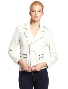 Joie Women's Magdalena Leather Jacket