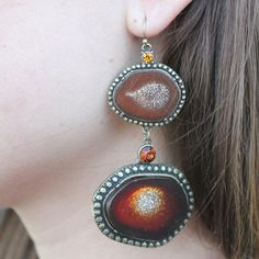 The Grand Bazaar Earrings $18 #Istanbul #PassportToStyle
