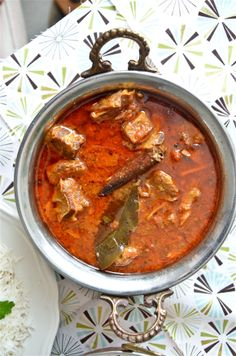 PATIALA SHAHI GOSHT or MUTTON PATIALA