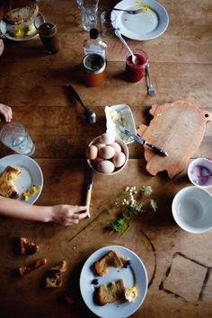 Cannelle et Vanille: Summer days in Vermont - Perfect mornings