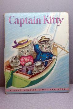 Darling Vintage Childrens Book
