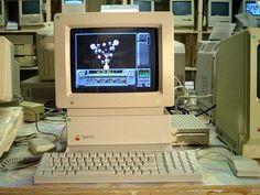 My first computer at Doner. Circa 1986.