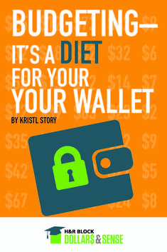 Budgeting - It's A Diet For Your Wallet by @thebudgetdiet #personalfinance #education