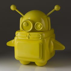 Robot ceramic box by Superego #robot #decoration #homedecor #home
