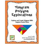 A tangram is an ancient Chinese puzzle with 7 specific pieces that fit perfectly together to form a square. I've found that tangrams are excellent ...