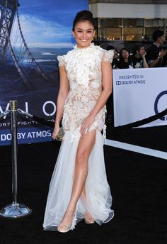 Agnes Monica arriving at the American premiere of 'Oblivion' at the Dolby Theatre in Hollywood, California - April 10, 2013 - Photo: Runway Manhattan/AFF Agnez Mo, Agnezmo