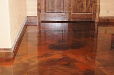 Columbus Designer Metallic Epoxy Flooring