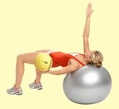 I use this exercise to strengthen my shoulder since it's weak from having a rotator cuff injury,