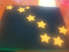 Native American Folktale using stars from Hey There Library