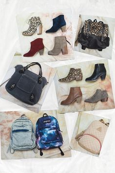 Early Fall 2012 #urbanoutfitters #fallfashion #catalog #boot #backpack #bag