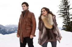 Pictures From THE #TWILIGHT SAGA: BREAKING DAWN - PART 2 #BD2