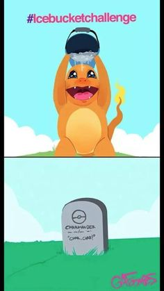Poor Charmander #Pokemon