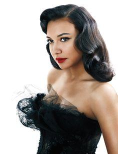 Naya Rivera for InStyle magazine