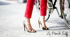 leopard shoes, red pants leopard shoes, leopard print, cold style, pumps, leopards, heels, red pants