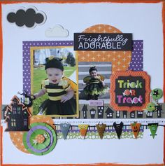 Frightfully Adorable - Scrapbook.com