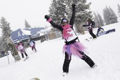 Hooray for Pink Vail!