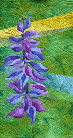 The Daily Blog, Purple Ever After by Margaret Griffiths