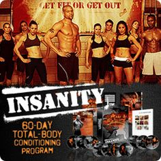 Insanity Workout- on it's way