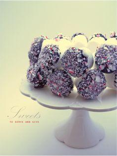 Cocoa Candy Cane Marshmallows-Beautiful & Yummy