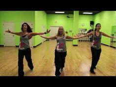 """(HOT Z Team) Christian Dance Fitness """"One Girl"""""""