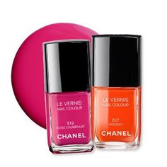 The cutest mani-pedi color combos - The Look