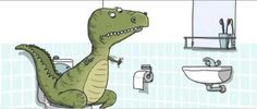 Trex humor I love Trex!! trex humor, houston, funny stuff, papers, trex problem, laughter, funni trex, poor trex, toilet paper