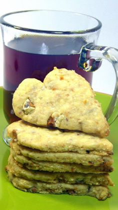 Jordan Almonds Simple Italian Biscotti   (Confetti Biscotti Simplici)