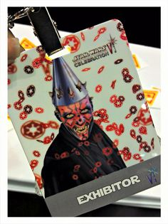 Ain't no party like a Sith Lord party...