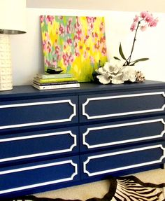 Upscaling Ikea Pieces with O'verlays! In House of Fifty Mag