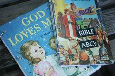DIY prayer journals for kids