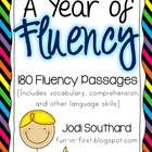 I have combined EVERY fluency passage I have created into one packet.  This packet includes 180 fluency passages.  Each passage includes Power Word...