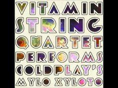 Charlie Brown Vitamin String Quartet (Coldplay)